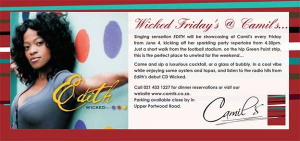 Wicked Friday's @ Camil's