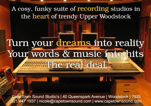 CapeTown Sound Studios